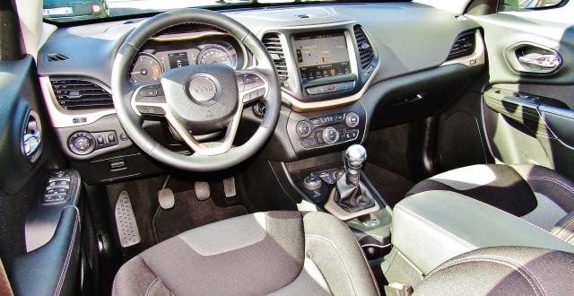 JEEP Cherokee 2.0Mjt II 4WD Active Drive I Longitude (4X4)(NAVI) Immagine 4