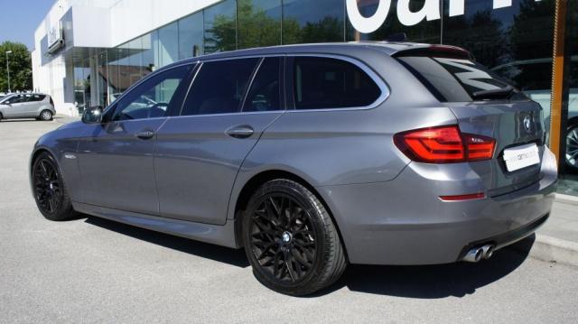 BMW 530 d Touring Futura PACK MSPORT SEDILI VENTILATI Immagine 1