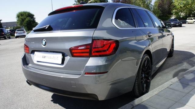 BMW 530 d Touring Futura PACK MSPORT SEDILI VENTILATI Immagine 3