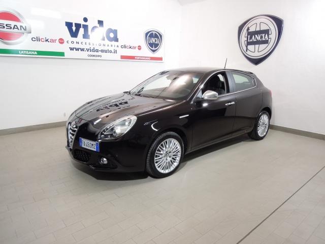 ALFA ROMEO Giulietta 1.6 JTDm-2 105 CV Exclusive*1.498 KM!!!* Immagine 0