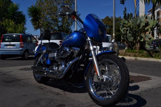 HARLEY-DAVIDSON FXDL Dyna Low Rider 2oo8 euro3 ?. 8.800 Permute Rate Garanzia Immagine 1
