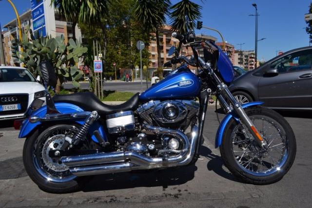 HARLEY-DAVIDSON FXDL Dyna Low Rider 2oo8 euro3 ?. 8.800 Permute Rate Garanzia Immagine 2