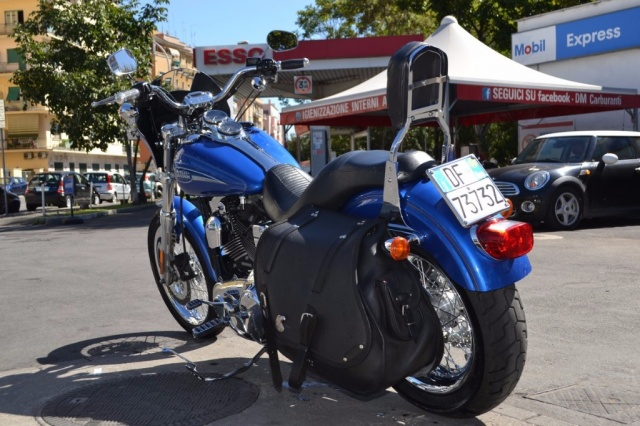 HARLEY-DAVIDSON FXDL Dyna Low Rider 2oo8 euro3 ?. 8.800 Permute Rate Garanzia Immagine 4