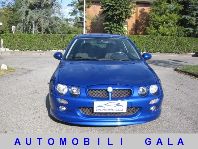 "MG ZR 105cv cat. 3 porte Plus "" UNICO PROPRIETARIO "" Immagine 2"
