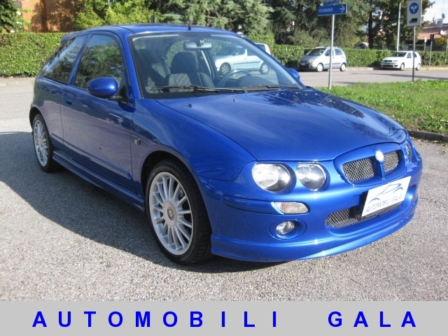 "MG ZR 105cv cat. 3 porte Plus "" UNICO PROPRIETARIO "" Immagine 3"