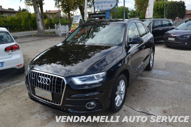 AUDI Q3 2.0 TFSI quattro S tronic Advanced Plus