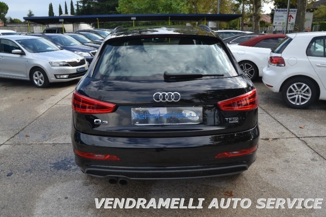 AUDI Q3 2.0 TFSI quattro S tronic Advanced Plus Immagine 4
