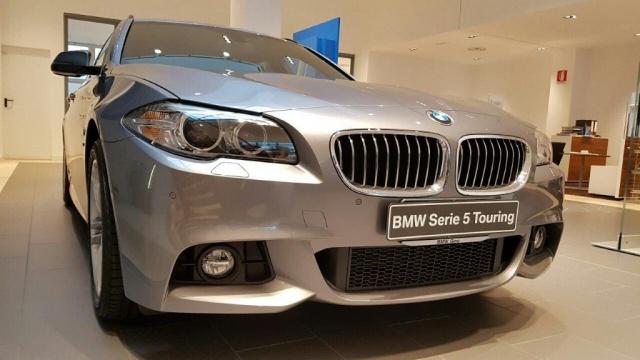 BMW 525 d xDrive Touring Msport Immagine 2