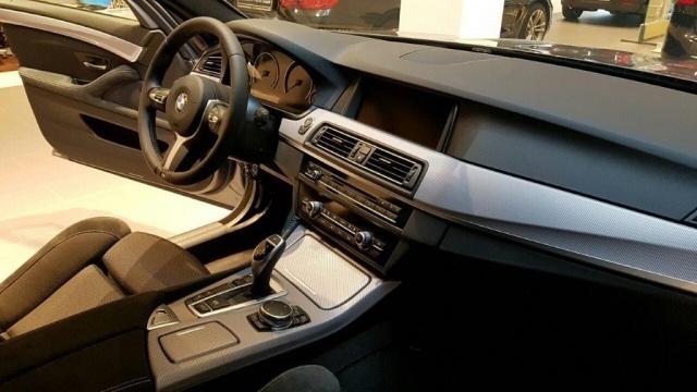 BMW 525 d xDrive Touring Msport Immagine 3