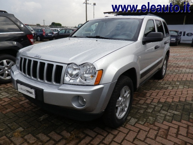 JEEP Grand Cherokee 3.0 V6 CRD Limited Immagine 0