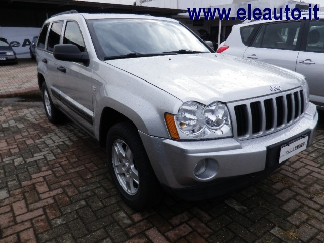 JEEP Grand Cherokee 3.0 V6 CRD Limited Immagine 2