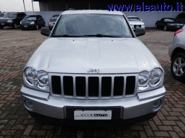 JEEP Grand Cherokee 3.0 V6 CRD Limited Immagine 1