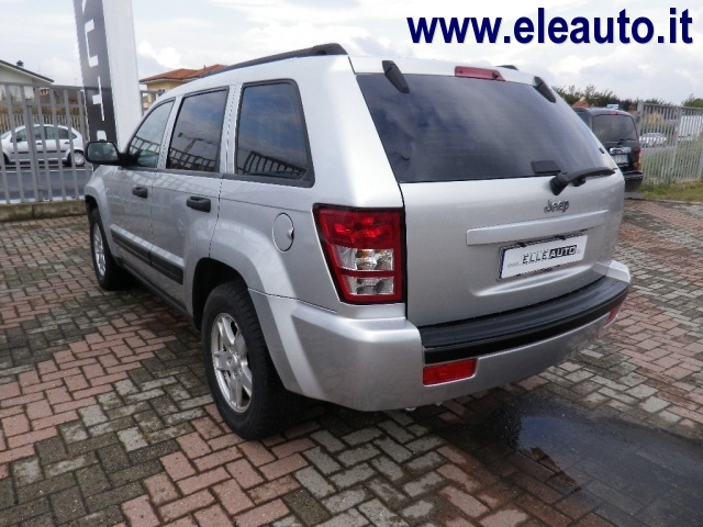 JEEP Grand Cherokee 3.0 V6 CRD Limited Immagine 3