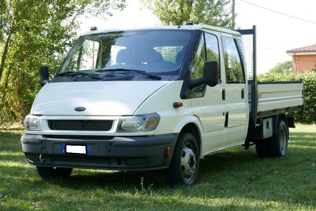 FORD Transit 350 L 2.4 TD/135 cat PL-CAB  Autoc. Immagine 0