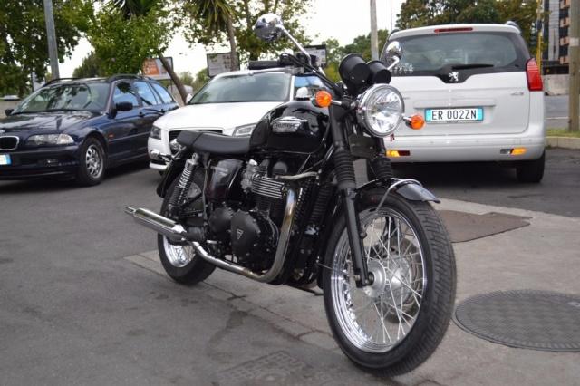 TRIUMPH Bonneville T100 2o12 euro3 Completamente originale Immagine 1