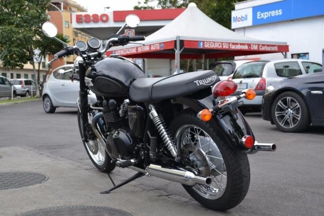 TRIUMPH Bonneville T100 2o12 euro3 Completamente originale Immagine 4
