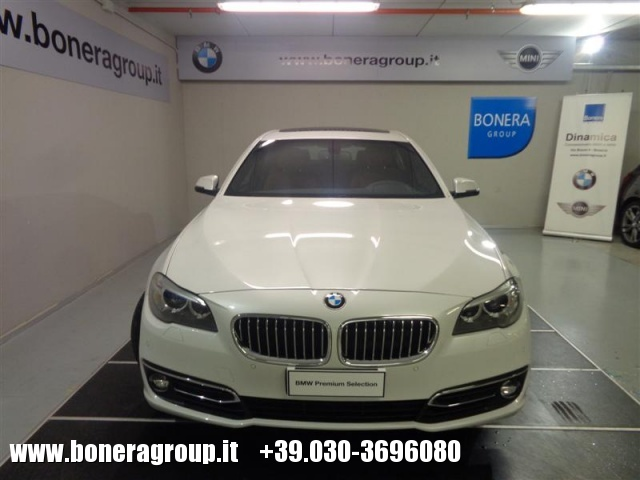 BMW 525 d xDrive Luxury Immagine 2