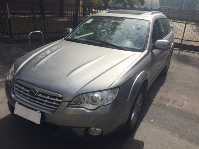 SUBARU OUTBACK 2.5 16V AT AS Immagine 0