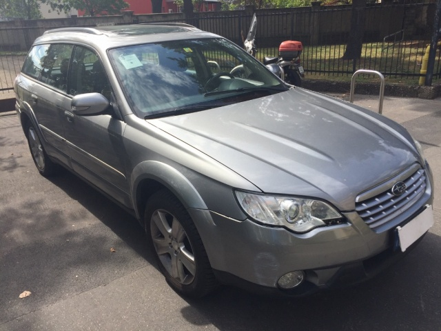 SUBARU OUTBACK 2.5 16V AT AS Immagine 2