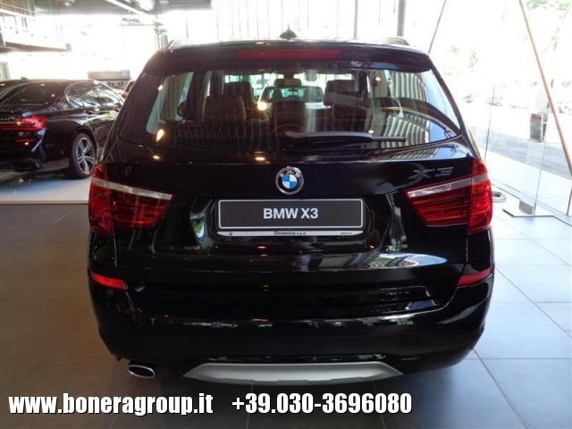 BMW X3 xDrive20d x Line Immagine 4