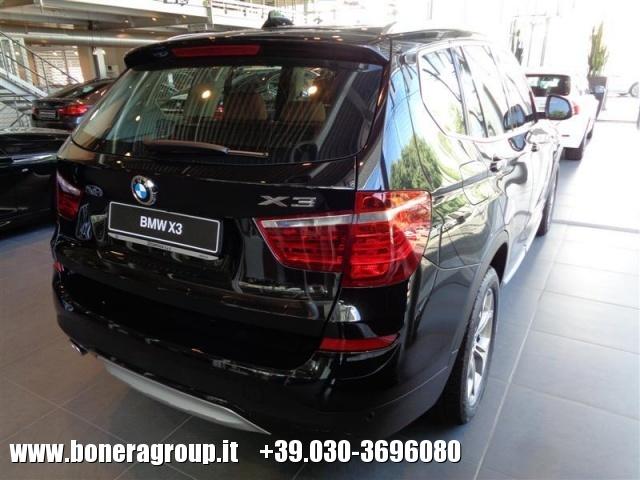 BMW X3 xDrive20d x Line Immagine 3