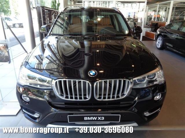 BMW X3 xDrive20d x Line Immagine 1