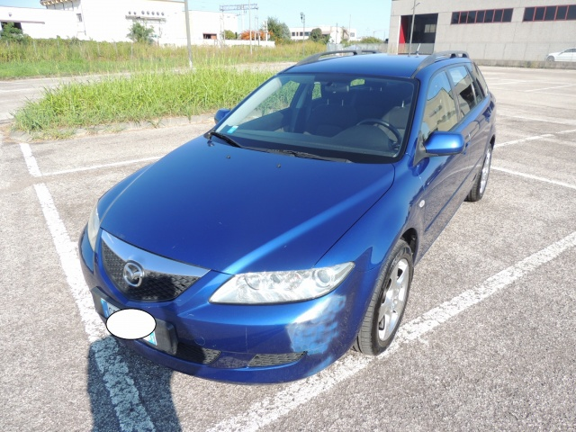 MAZDA 6 2.0 CD 16V/136 Wag. Tour. Immagine 1
