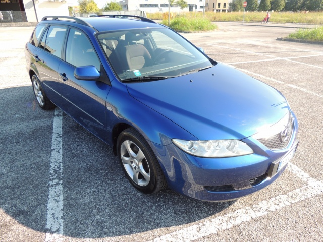 MAZDA 6 2.0 CD 16V/136 Wag. Tour. Immagine 3