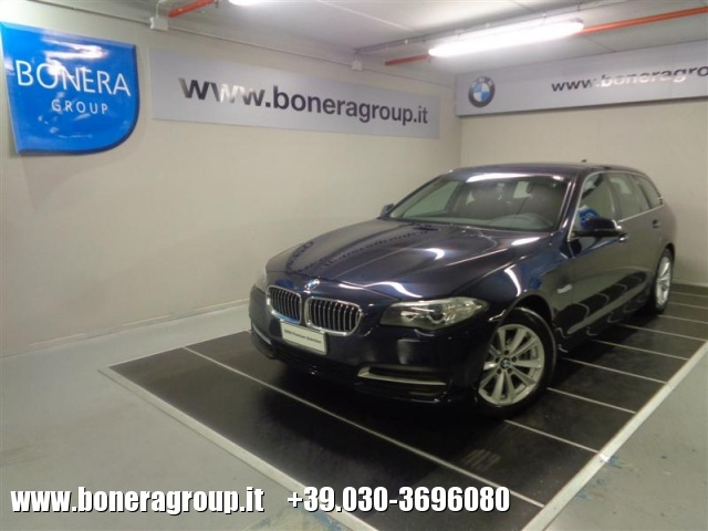 BMW 520 d Touring Business aut. Immagine 0