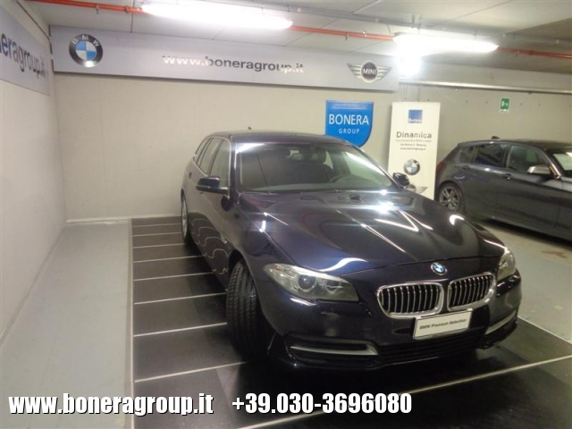 BMW 520 d Touring Business aut. Immagine 3