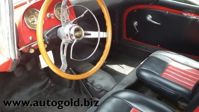 OLDTIMER Fiat 1100 TV cabrio (VALUTO PERMUTE ) Immagine 1