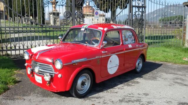 OLDTIMER Fiat 1100 TV (VALUTO PERMUTE ) Immagine 1
