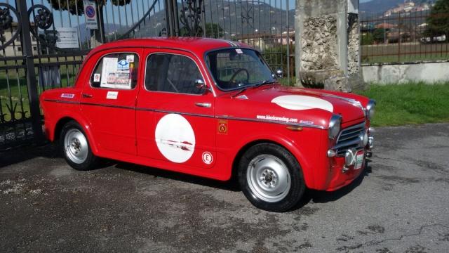 OLDTIMER Fiat 1100 TV (VALUTO PERMUTE ) Immagine 4