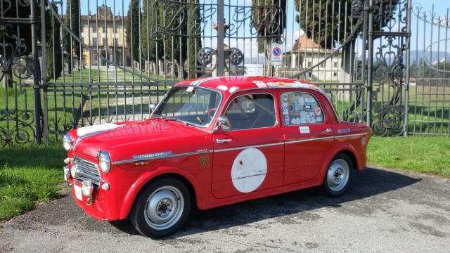 OLDTIMER Fiat 1100 TV (VALUTO PERMUTE ) Immagine 0