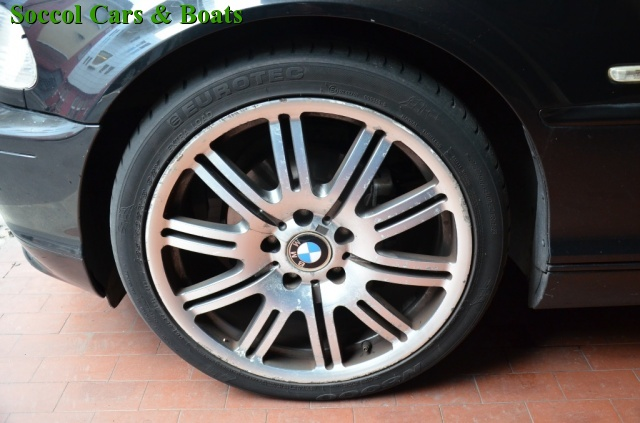 BMW 320 Ci (2.2) cat Attiva*6 Cilindri* Immagine 4