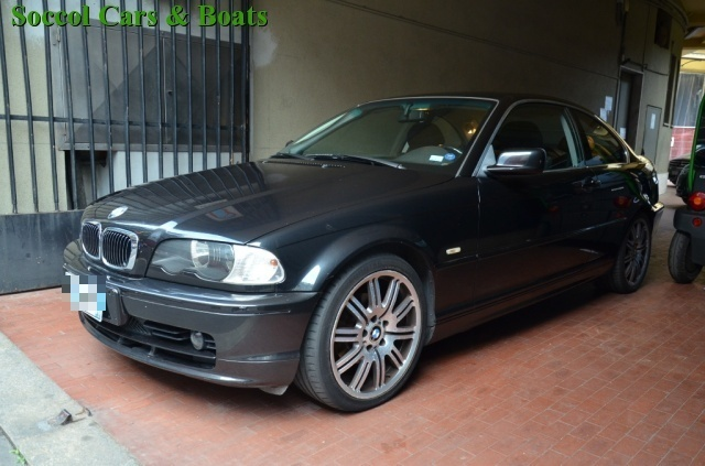 BMW 320 Ci (2.2) cat Attiva*6 Cilindri* Immagine 0