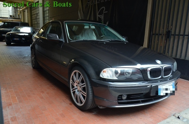 BMW 320 Ci (2.2) cat Attiva*6 Cilindri* Immagine 1