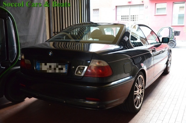 BMW 320 Ci (2.2) cat Attiva*6 Cilindri* Immagine 3