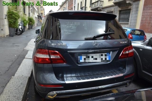 MERCEDES-BENZ ML 350 BlueTEC 4Matic Premium*RADAR*SEDILI VENTILATI!!* Immagine 3