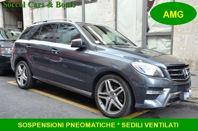 MERCEDES-BENZ ML 350 BlueTEC 4Matic Premium*RADAR*SEDILI VENTILATI!!* Immagine 0