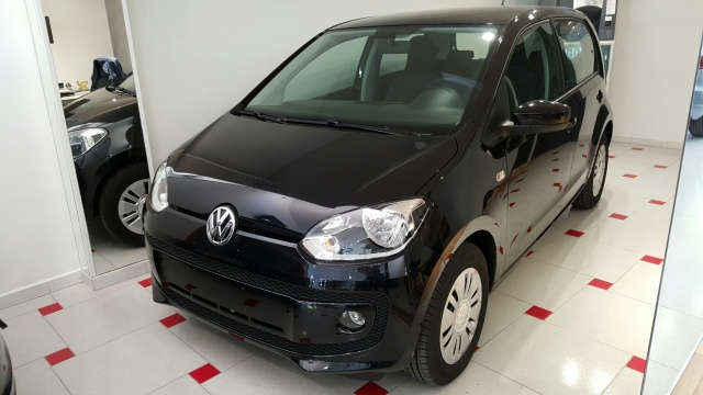 VOLKSWAGEN up! Eco UP! Move UP! SOLO 1.000 KM!!! Immagine 2