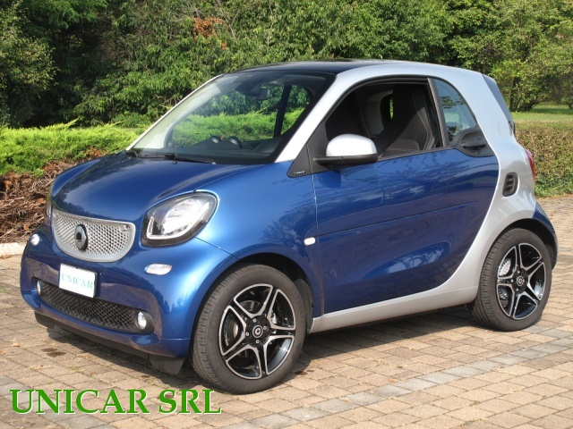SMART ForTwo 90 0.9 Turbo twinamic limited #4 Immagine 1