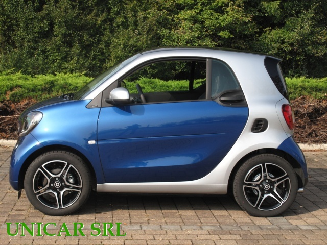 SMART ForTwo 90 0.9 Turbo twinamic limited #4 Immagine 2