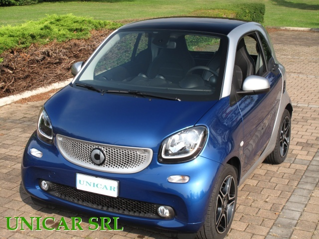 SMART ForTwo 90 0.9 Turbo twinamic limited #4 Immagine 4