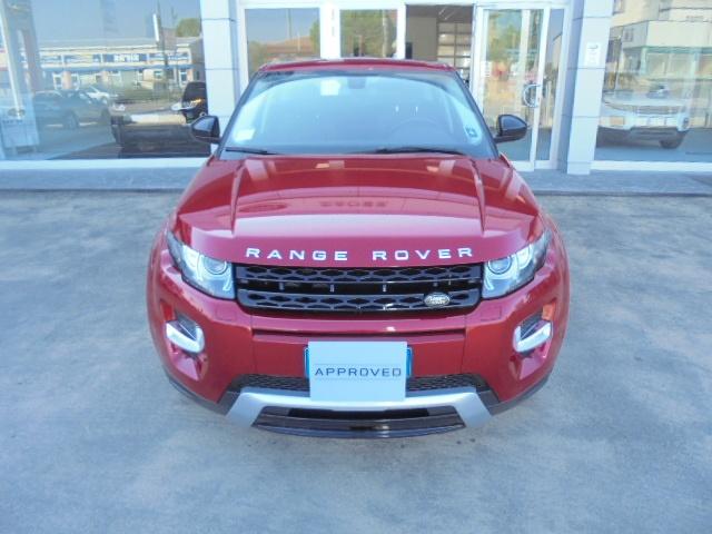 LAND ROVER Range Rover Evoque 2.2 TD4 5p. Dynamic Immagine 1