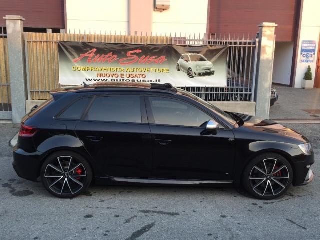 AUDI S3 SPB 2.0 TFSI quattro S tronic ALLESTIMENTO RS3 Immagine 3