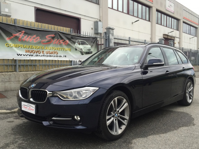 BMW 320 d xDrive Touring Sport Immagine 0