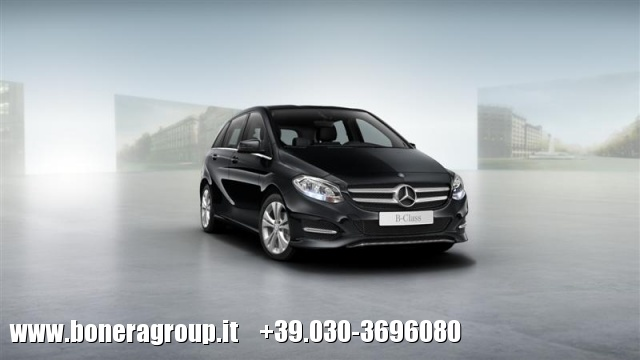 MERCEDES-BENZ B 180 d Automatic Sport Immagine 0