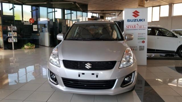 SUZUKI Swift 1.2 Dualjet 4x4 5 porte B-Road pronta consegna Immagine 0