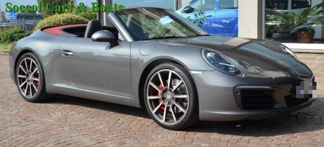 PORSCHE 911 3.0 Carrera S Cabriolet*SCARICO SPORTIVO*BOSE!! Immagine 3